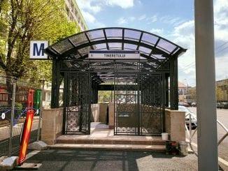 probleme la metrou metrou Tineretului metrou la Tineretului