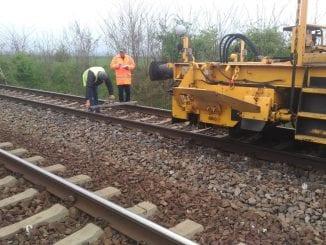 licitații feroviare ridicarea restricțiilor de viteză Barometrul privind starea economiei licitație la CFR șantiere feroviare restricții de viteză la CFR consolidarea terasamentului la Valea Vișeului licitație la Regionala Craiova BVC CFR SA pe 2019 lucrări la infrastructura feroviară