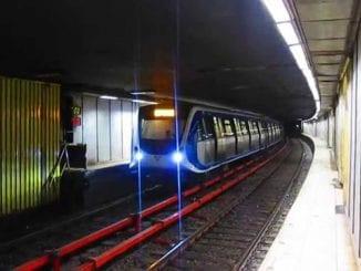 mai puține trenuri de metrou mentenanța trenurilor de metrou metrou de Înviere Vigorous Warrior 2019