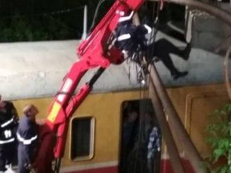 incident feroviar la Bălți
