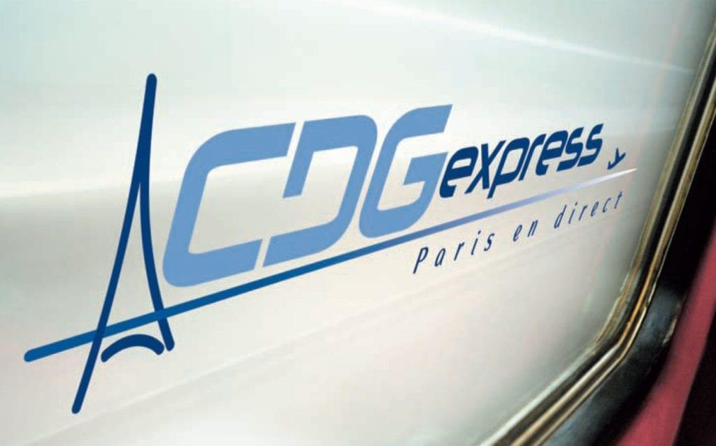 Hello Paris Jocurile Olimpice din 2024 CDG Express