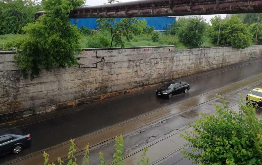 modernizare la Podul Constanța