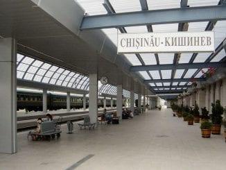 Gara Chișinău se închide trenul Chișinău-Iași contrabandă cu țigări trenul modernizat Chișinău-Odesa sistemul RoTicket
