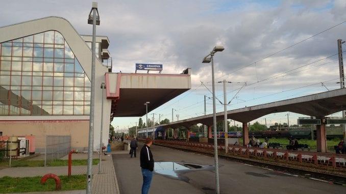 trenuri mai rapide spre Craiova