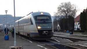 elevii gratis cu trenul Gara Jibou va fi reabilitată