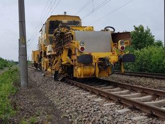 licitație pentru întreținere și reparație lucrări la infrastructura feroviară