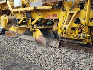 piatră spartă pentru calea ferată