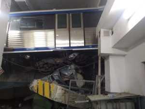 trenul zburător din Depoul Berceni prelungirea Magistralei 6