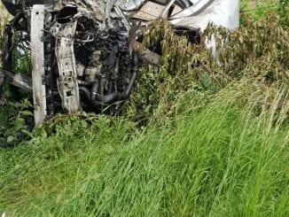 accident grav la calea ferată