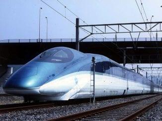 cel mai rapid tren