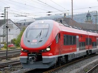 modernizarea căii ferate din Germania automotoare Pesa pentru DB Regio