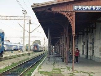 carantină la Suceava trenul București-Suceava