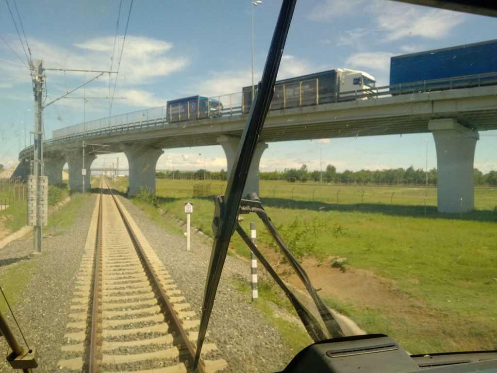 calea ferată Golenți-Pod Calafat Podul Calafat-Vidin