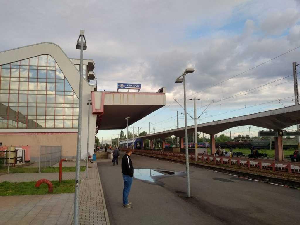 accident mortal în Gara Craiova