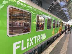 FlixTrain se extinde FlixTrain în Franța