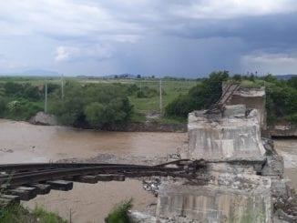 licitația pentru podul Budila Legea bugetului pe 2020 podul de la Budila trenuri la Întorsura Buzăului