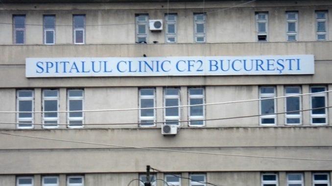 Spitalul CF 2