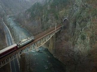 francezi în trenurile românești