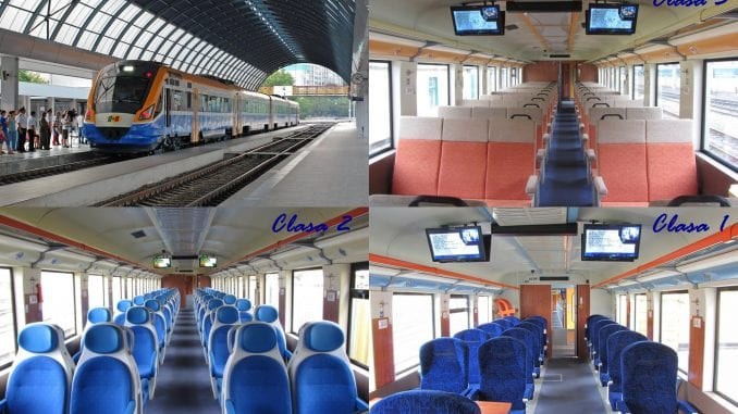 trenul de Odesa