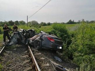 trecerea căii ferate accident la trecerea la nivel