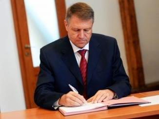 prelungirea stării de urgență starea de urgență Bugetul pe 2020 a fost promulgat Lucian Bode a depus jurământul Statutul personalului feroviar