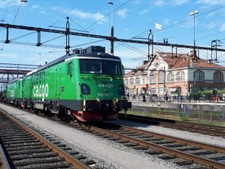 locomotive Softronic Transmontana