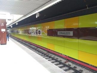 metroul nu va circula de Înviere automatizarea pe Magistrala 4