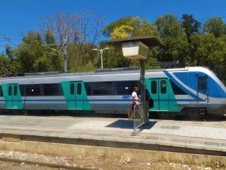 tren sanitar ajutor francez pentru Tunisia trenuri anulate în Tunisia