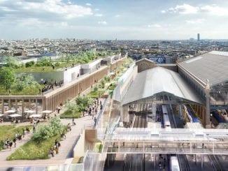 Gara de Nord din Paris