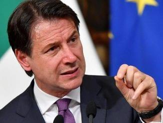 demisia lui Giuseppe Conte noua linie feroviară Lyon-Torino