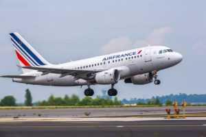 Salvarea Air France ecotaxă pe biletele de avion