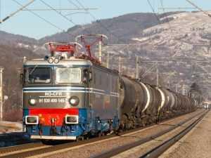 transportul feroviar de marfă