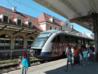 facilități pentru studenți pe calea ferată