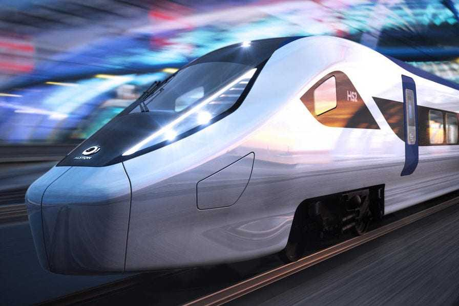 TGV Londra