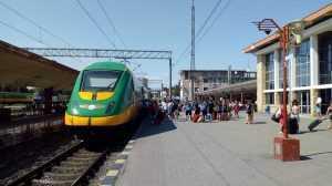 trenuri spre litoral de 1 Mai compensația în transportul feroviar la mare cu trenul Astra Transcarpatic revine la Mangalia Astra Transcarpatic revine la Constanța
