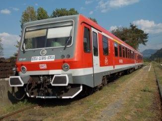 succes în transportul feroviar