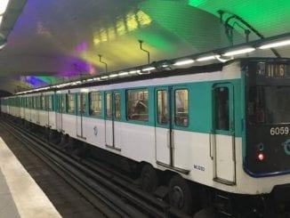 grevă la Paris metrou din Paris