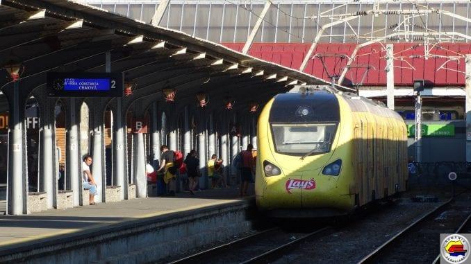 șef de tren la Softrans Trenurile Softrans revin în circulație Softrans anulează toate trenurile rama Softrans RES 001 renovată