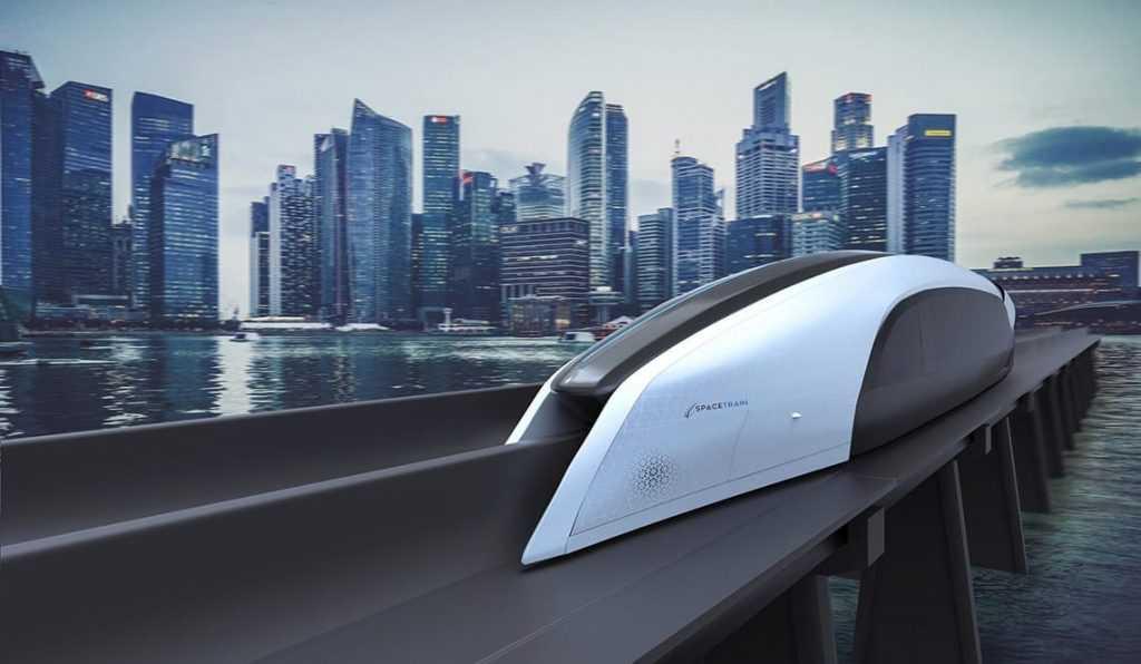 monorail de mare viteză