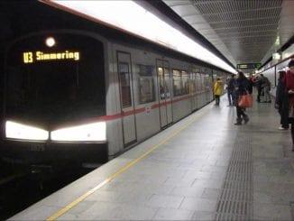 parfum la metrou în Viena