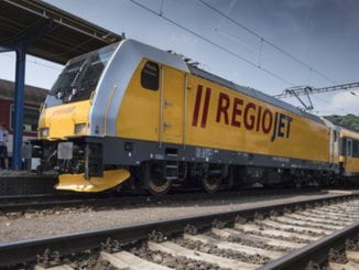 legătură feroviară între Praga și Budapesta