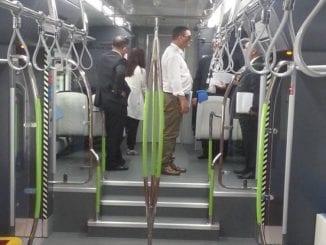 trenurile coreene din Tunis