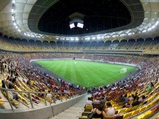 meciul România-Spania
