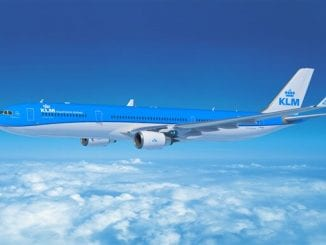 KLM anulează un zbor