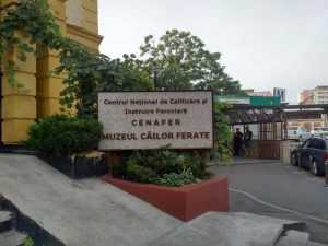 redeschiderea Muzeului CFR închis Muzeul CFR cursuri de calificare la CENAFER CENAFER la ceas aniversar