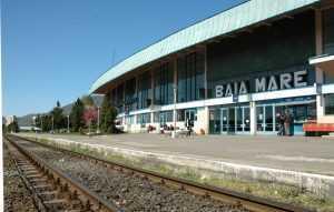 pază în gări cale ferată Baia Mare-Sighetu Marmației