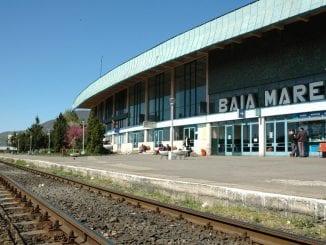 cale ferată Baia Mare-Sighetu Marmației