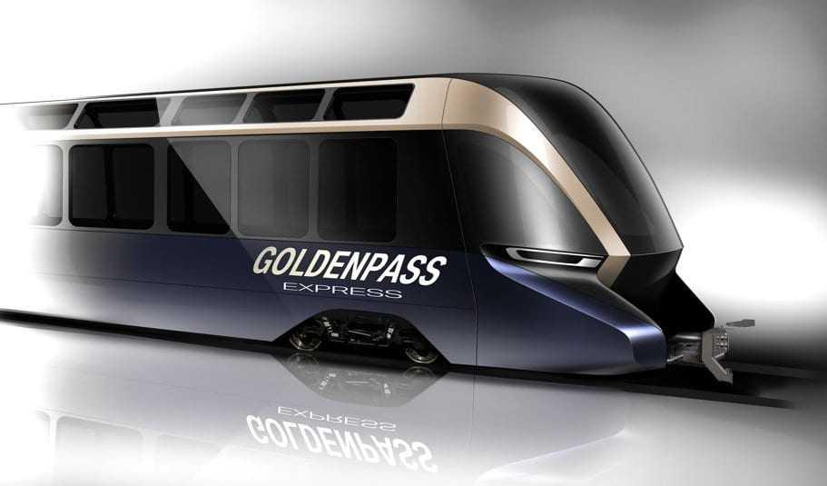 Goldenpass Express
