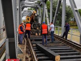 poduri feroviare afectate de inundații Bugetul CFR SA pe 2020 licitație pentru traverse trenul București-Suceava