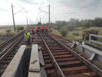 investiţiile în infrastructura feroviară trenul București-Suceava